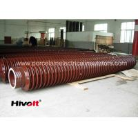 Buy cheap 800KV OEM Accept Hollow Core Insulators Electrical Insulating Material product