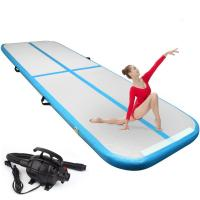 Buy cheap Multi Functional Inflatable 20cm Air Floor Gymnastics Mat product