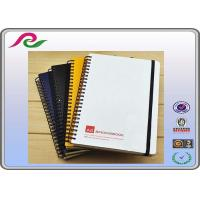 Buy cheap art paper Spiral Bound student Daily composition Notebooks , 220 sheets product