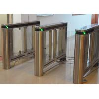 Buy cheap High Security Supermarket Swing Gate Waterproof With Acrylic Gate product