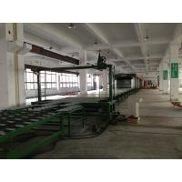 Buy cheap Auto Horizontal Continuous Foam Production Line / Mattress Foaming Machine product