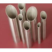 Buy cheap Corrosion Resistant Circular 316 Polished Stainless Steel Tube For Mechanical Structure from wholesalers