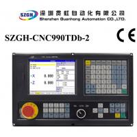 Buy cheap Updated Plc Ladder Cnc Lathe Controller Matching With Servo Engine Or Stepper from wholesalers