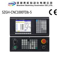 Buy cheap Atc Usb Interface 5 Axis Cnc Controller Board Panel Support G Code , 2 Year Warranty product