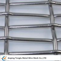 Buy cheap Slot Hole Crimped Wire Mesh|for Agricultural and Construction product