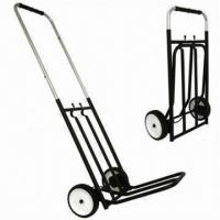 Buy cheap Foldable hand trolley with steel frame product