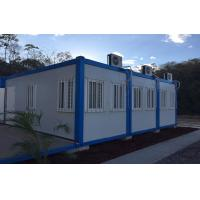 Buy cheap Ready Made Flat Pack Mobile Homes Prefab Made Movable Decorative House from wholesalers
