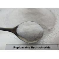 Buy cheap Strongest Local Anesthetic Powder Ropivacaine HCL Pharmaceutical Anabolic Steroids product