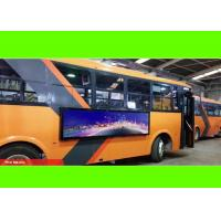 Buy cheap Front - Maintained P5 Mobile Bus Led Display Screen , SMD3528 Bus Led Sign product