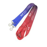 Buy cheap Full Printing Dye Sublimated Lanyards Personal Company Promoting Presents product