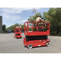 Buy cheap 12m Aerial Scissor Lift from wholesalers