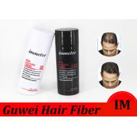 Buy cheap OEM Natural Keratin Hair Powder Hair Loss & Bald Patch Building Fiber China Hot Sale In Usa Test from wholesalers