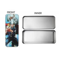 Buy cheap 3d Lenticular Pencil Box Tin For Children , Tin Pencil Box For Gifts product