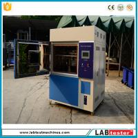 Economic Xenon Accelerated Aging Chamber PLC 500 * 600 * 500mm Arc