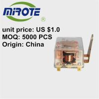 Buy cheap Transparent Cover Automotive Light Relay For Peugeot  , 12v 40a Automotive Relay product