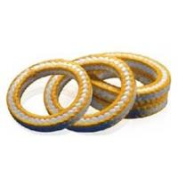Buy cheap White PTFE Packing with Aramid Corners product