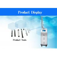 Buy cheap Skin Rejuvenation CO2 Fractional Laser Machine , Clinic Vaginal Tightening from wholesalers