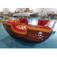 Buy cheap Air Sealing Inflatable Viking Seesaw Game, Fun Easy Inflatable Pirate Ship Seesaw For Kids product