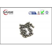 Buy cheap Solid non-standard size 4mm 5mm Chromium Steel Balls for automobile bearings from wholesalers