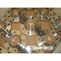 Buy cheap High Hardness Forged Steel Flange Base Material EN 10222-5/ ASTM / ASME A / SA 182 product