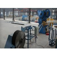 Buy cheap Concertina Razor Wire Making Machine , Heavy Duty Fencing Manufacturing Machine product