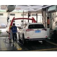 Buy cheap Fully Automated Rollover Touchless Car Washing Machine, Brushless Car Wash Machine product
