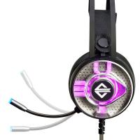 Buy cheap AJAZZ AX360 3.5mm Stereo Gaming Headset On Ear Headphones with Microphone Noise Canceling Colorful LED Lights Volume Con product