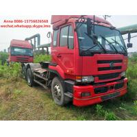 Buy cheap 25 40 Ton Nissan Tractor Head Trailer Prime Mover Manual Transmission product