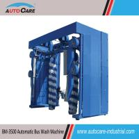 Buy cheap Automatic Bus Washing Equipment with Three Brushes/ Automated truck wash machine with nylon brush product
