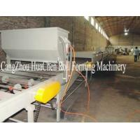 Buy cheap Cold Roll Forming Type Metal Stud Roll Forming Machine 8-10m / Min product