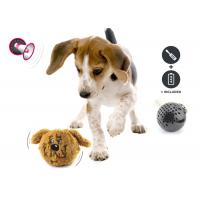 Buy cheap Non Toxic Plastic Plastic Dog Balls Toys Motion Activated With Bouncy Tail product