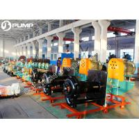 Buy cheap Mining Rubber Lined vertical slurry pump from wholesalers