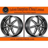 China New style Porsche 911 2-PC forged wheels on sale