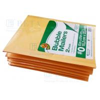 Buy cheap Retail Shrink Pack Kraft Bubble Mailer 2pk #0 With Custom Label product