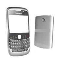Buy cheap BLACKBERRY Curve 8520 Silver Housing (Blackberry housings) product