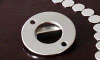 Buy cheap Sintered Rare Earth Magnet / Steadable product
