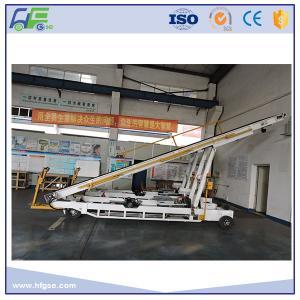 Diesel Engine Conveyor Belt Vehicle , Aircraft Belt Loaders GB - 3 / GB - 4 Standard