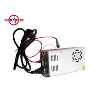 Buy cheap Non Stop Working 4G Cell Phone Signal Jammer , Mobile Signal Blocker Excellent Cooling System product