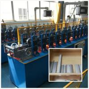 Buy cheap Rubber U Channel Shutter Door Roll Forming Machine / Shutter Making Machine product