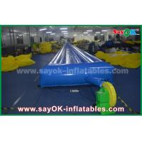 China Customized Outdoor Inflatable Sports Games Inflatable Runway  for Kids on sale