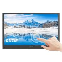 Buy cheap G-Story 15.6 Inch Ultrathin Touchscreen, FHD 1080P VA Portable Monitor, NS from wholesalers