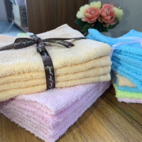Buy cheap Folded 22g Towel Gift Sets product