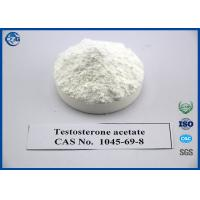 China Legal Testosterone Anabolic Steroid 1045 69 8 Testosterone Acetate on sale