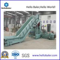China Hydraulic Semi-Automatic Balers with CE Certificate HSA4-6 on sale