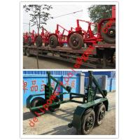 China  manufacture cable-drum trailers,CABLE DRUM TRAILER, Price Cable Reel Trailer  for sale