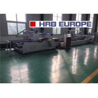 Buy cheap HRB-2400 2600 2800 Folder And Gluer Machine For Corrugated Cardboards product