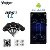 Buy cheap Universal Tyre Pressure Monitoring System Android IOS TPMS Mobile Phone APP Display product