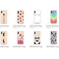 China Pineapple TPE Tpu Back Cover Samsung S9 Mobile Phone Soft Skull Case Different Pattern on sale