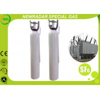 Buy cheap CAS 2551-62-4 SF6 Liquefied Compressed Gas Oxidation Etching And Wafer Cleaning product