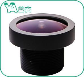 Buy cheap 15 Gram Outside Surveillance Camera LensΦ17.4×15 Mm Dimension 24% TVTV Distortion product